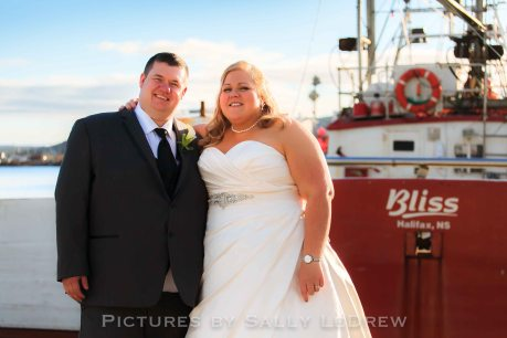Newfoundland Wedding by Sally LeDrew